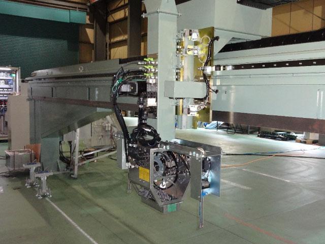 High Resolution Marking Unit
