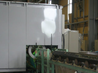 Fully Automatic MPT System for Steel Billets (Super Line-Magna)